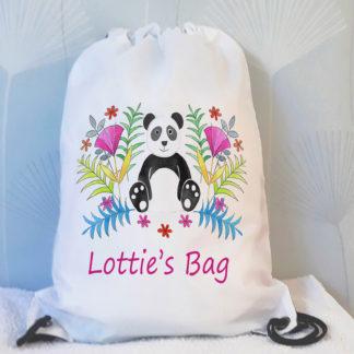 Panda Swimming Bag