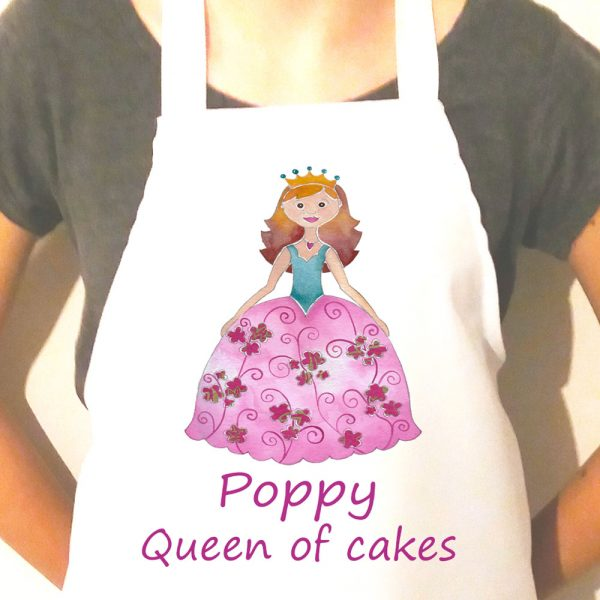 personalised aprons for children