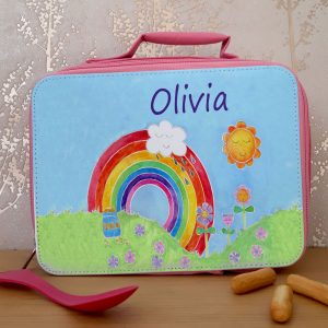 Girls Lunch Bags