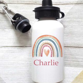Rainbow vintage Bottle