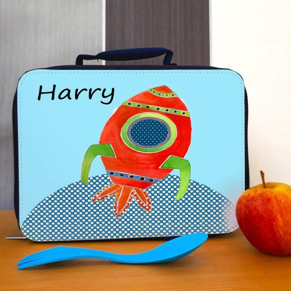 boys lunch bag