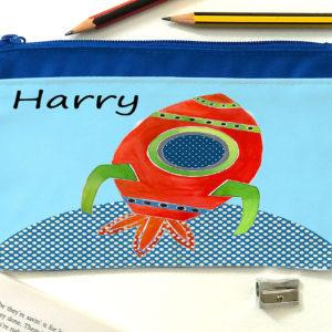 Personalised Boys Pencil Case