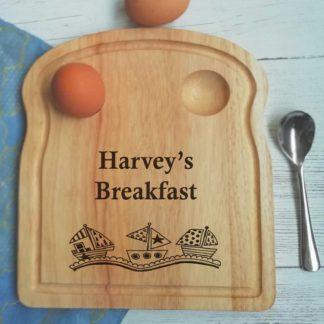 ships breakfast board