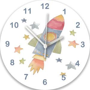 boys wall clocks