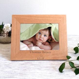 star baby photo frame