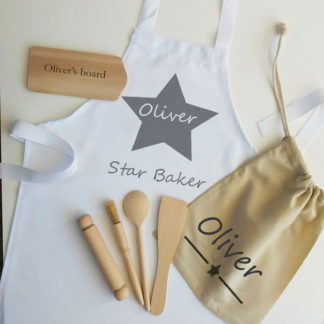 star baker apron
