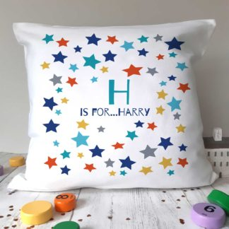 star boys cushion