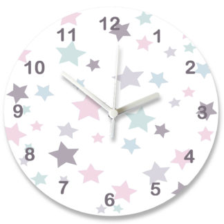 Baby Girl Clocks