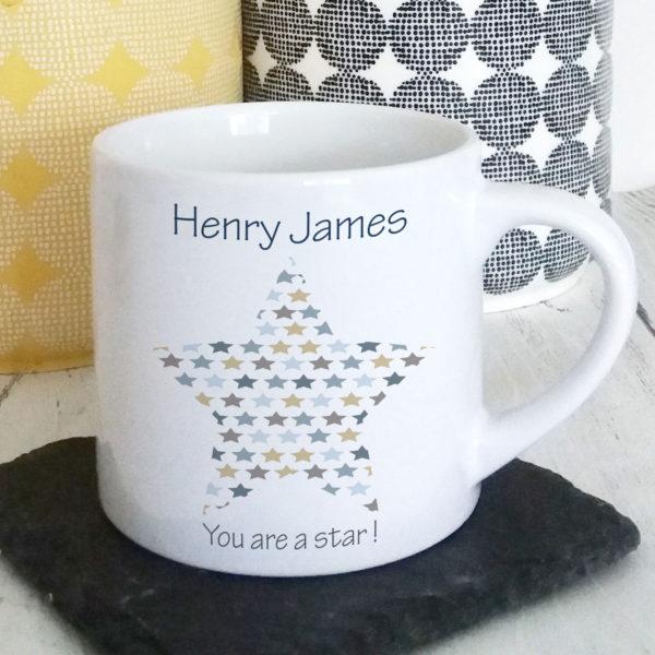 Boys personalised gift