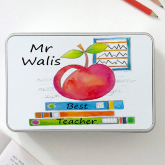 personalised teacher gifts