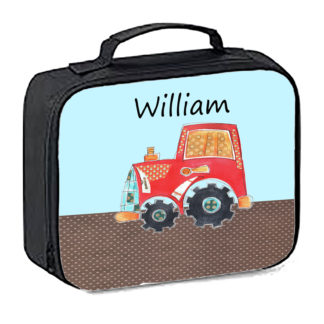 tractor lunch bag