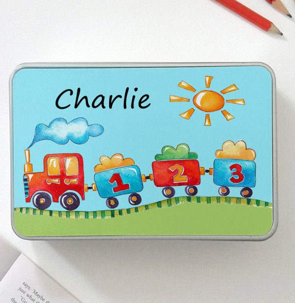 personalised kids gift
