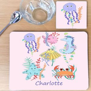 kids table mats