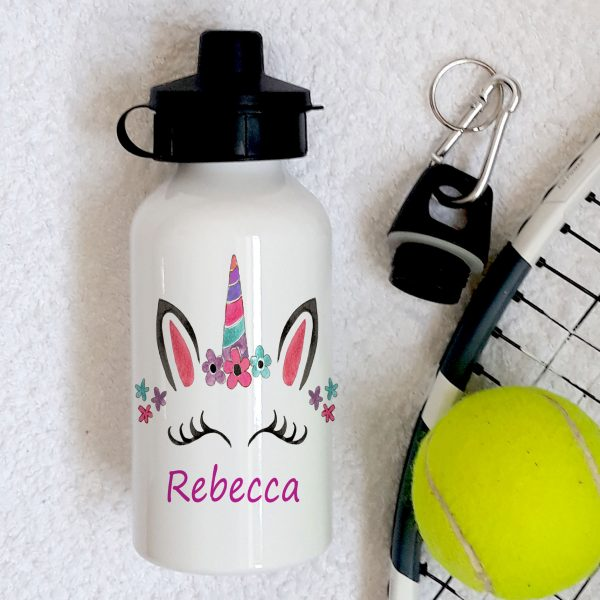 girls personalised bottles