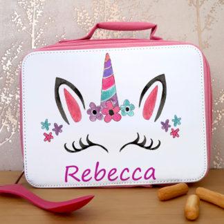Girls Lunch Bags