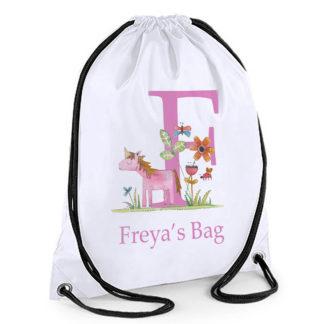 Unicorn Swimming Bag