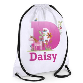 Unicorn Personalised Bag