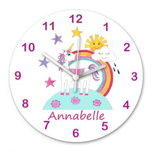 girls clock