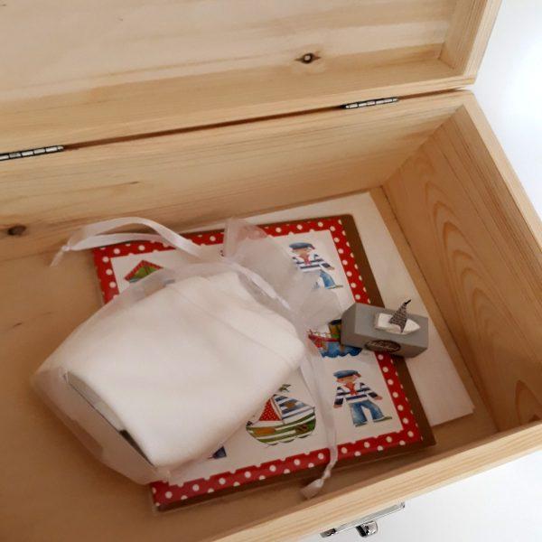 Baby Engraved Keepsake Boxes